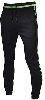HUGO BOSS BOSS Green Men's Hadiko Slim Fit Cotton Sweatpants