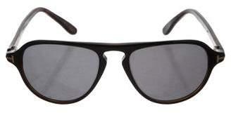 Tom Ford Maxime Aviator Sunglasses