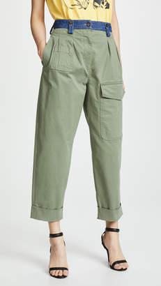 No.21 No. 21 Cargo Pants