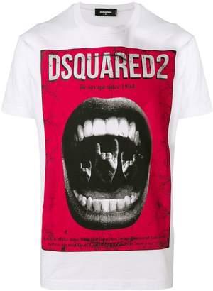 DSQUARED2 Be Savage T-shirt