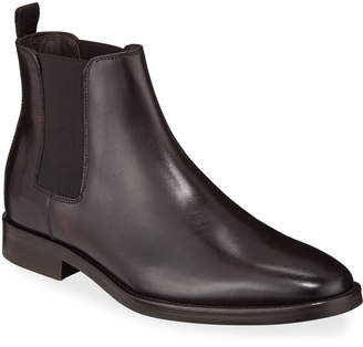 Bruno Magli Men's Cuneo Leather Chelsea Boots