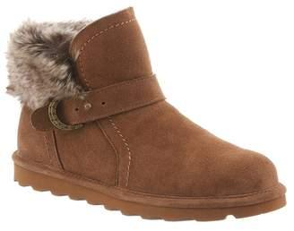 BearPaw Koko Faux Fur Lined Ankle Boot