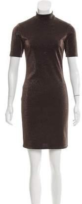 Nomia Metallic Mini Dress