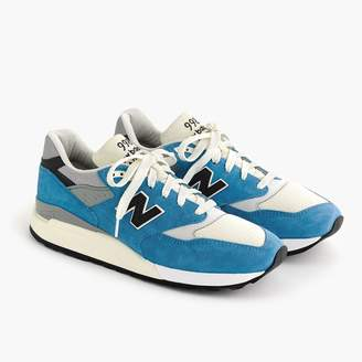 J.Crew New Balance® for 998 sneakers in bright blue
