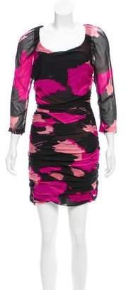Diane von Furstenberg Zucca Silk Dress