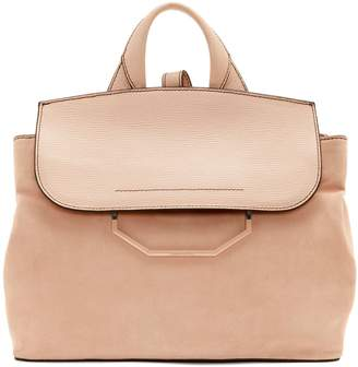 Louise et Cie Malin Contrast-piping Convertible Satchel