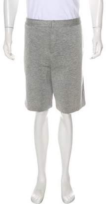 Alexander Wang Flat Front Shorts