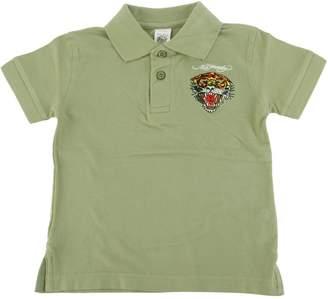 Ed Hardy Little Boys' Tiger Polo Shirt - 6/