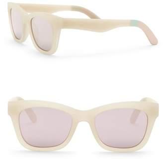 Toms 51mm Traveler Paloma Sunglasses