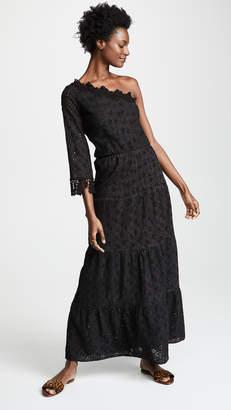 Temptation Positano Sumatra One Sleeve Maxi Dress