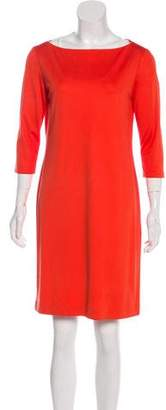 Ralph Lauren Purple Label Silk Mini Dress