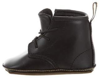 Dr. Martens Kids Boys' Leather Booties