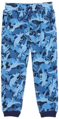 Flapdoodles Dino Camo Jogger Pants