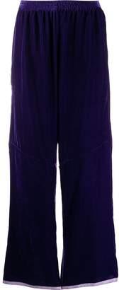 MM6 MAISON MARGIELA multi-wear zip track pants