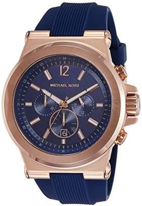 Michael Kors Men's Dylan -Tone Watch MK8295