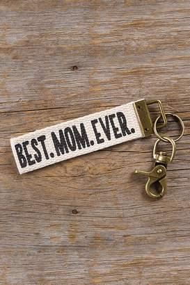 Natural Life Mom Key Fob