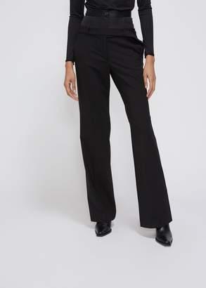 Yang Li Wide Double Trouser