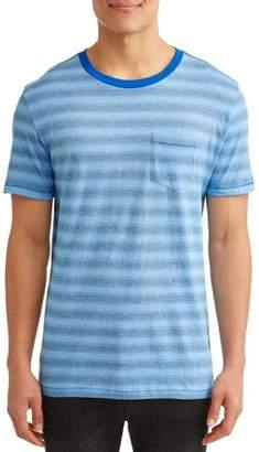 Lee Men's Short Sleeve Crew Neck Ringer T-Shirt