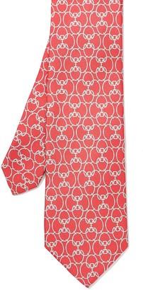 Italian Silk Tie in Derbyville $95 thestylecure.com