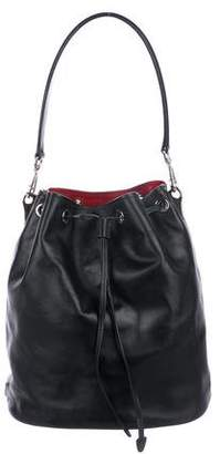 Prada Nappa Leather Bucket Bag