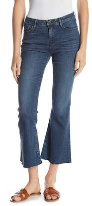 3x1 NYC Mid Rise Extreme Crop Bell Bottom Jeans