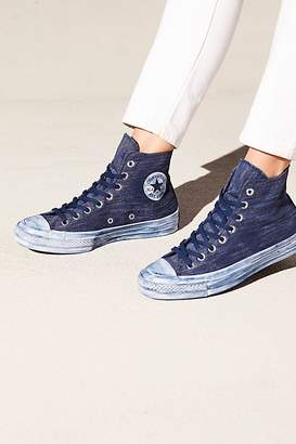 Converse Distressed Hi Top Chuck