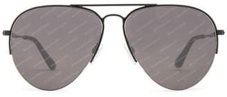 Logo Aviator Sunglasses