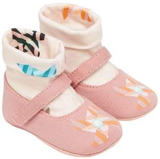 Fendi flat sock shoes