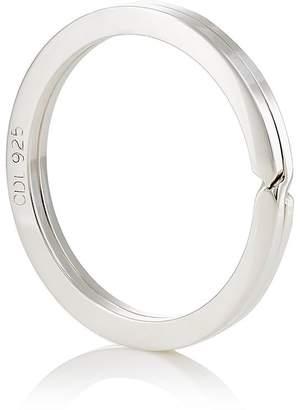 Barneys New York Men's Sterling Silver Key Ring