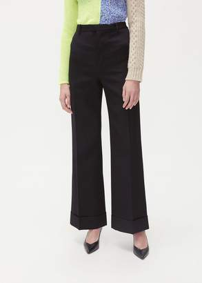 Maison Margiela Wide Leg Trouser
