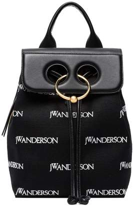 J.W.Anderson Mini Pierce monogram backpack