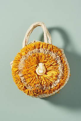 Aranaz Clarita Beetle Round Bag