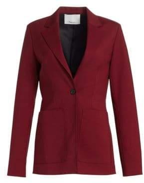 3.1 Phillip Lim Tailored Wool Blazer