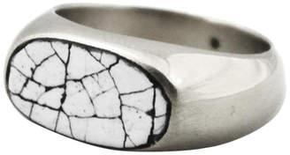 Dapper Designs Mosaic Signet Ring