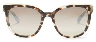Bobbi Brown Bardot 53mm Modified Square Sunglasses