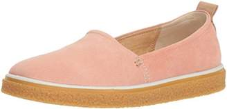 Ecco Women's Women's CrepeTray Slip On Loafer