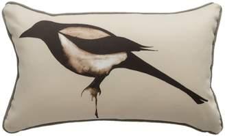 Dwelling Bird - Magpie Cusion