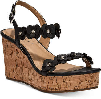 Esprit Vinny Platform Wedge Sandals Women's Shoes