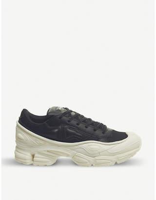 Adidas X Ozweego III leather and mesh trainers