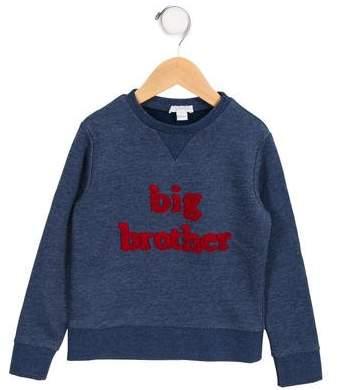 Livly Boys' Graphic Big Brother Sweatshirt