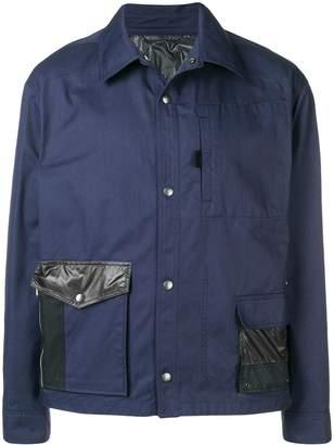 Lanvin basic shirt jacket