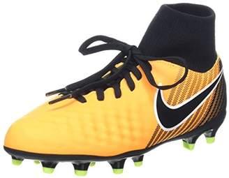 Nike Magista Onda II DF FG, Unisex Kids Football, Orange (Laser Orange/Black-White-Volt), (38 EU)