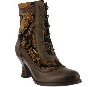 Spring Step L'Artiste by Leather and Textile Boots - Bewitch