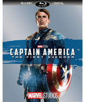 Disney Captain America: The First Avenger Blu-ray + Digital Copy