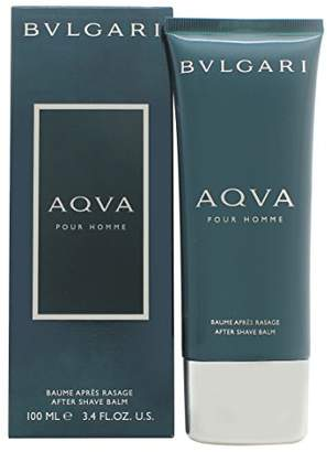 Bvlgari Aqva by for Men - 3.4 oz After Shave Balm