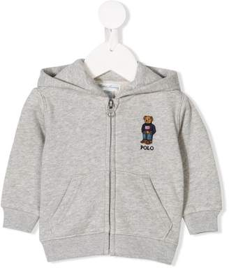 Ralph Lauren embroidered bear hoodie