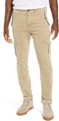 Michael Bastian Corduroy Slim Cargo Pants