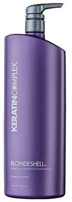 Keratin Complex Blondeshell Debrass Amd Brighten Shampoo