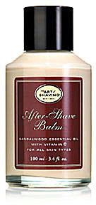 The Art of Shaving After-Shave Balm with Sandalwood Essential Oil