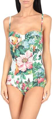 Dolce & Gabbana BEACHWEAR One-piece swimsuits - Item 47233025NR